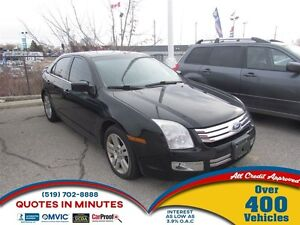 2007 Ford Fusion FUSION SE | AS*IS | NEEDS ENGINE
