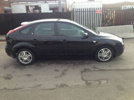 FINANCE AVAILABLE 2005 ford focus 1.6 ghia 5 door - full service history new clutch