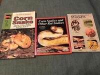 Snake books