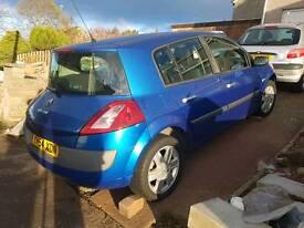 STILL FOR SALE !!! Renault Megane 54 plate 15 diesel
