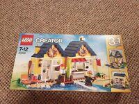 LEGO Creator Beach Hut - 31035 - BNIB