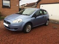 Fiat Punto 1.2 Active for sale 52,000 miles, great condition