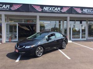 2013 Honda Civic EX AUT0 A/C SUNROOF BACK UP CAMERA 94K