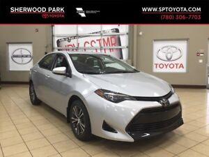 2019 Toyota Corolla LE Upgrade