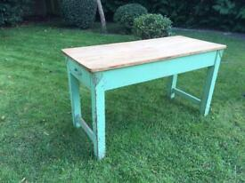Table with draw
