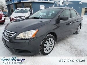 2013 Nissan Sentra 1.8 SV -/BLUETOOTH/LOW KMS
