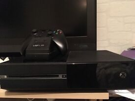 Xbox one(500gb) for sale