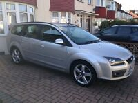 ford focus estate 1.8 zetec 57 reg in mint condition must be seen
