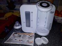 Tommy tippee milk prep machine