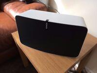 Sonos Play 5 Wireless Network Music Speaker, White, 2nd Generation