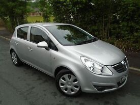 2010 Vauxhall Corsa 1.3 CDTI [ecoFLEX], £30 TAX - AUX INPUT - 1 OWNER FROM NEW - FULL HISTORY,