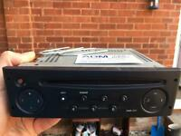 RENAULT STEREO/ CD PLAYER Clio, Megane, Scenic, kangoo, trafix