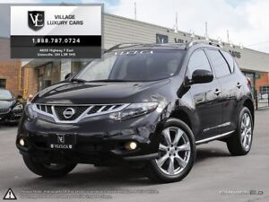 2014 Nissan Murano Platinum HEATED SEATS | NAVIGATION | REAR...