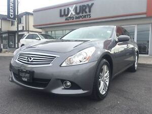 2012 Infiniti G37X AWD-BACKUP CAMERA-ONLY 48K