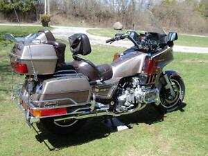 1984 HONDA GOLDWING 1200 MINT CONDITION