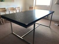 Stunning designer dining table