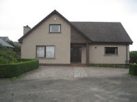 Large spacious family home to let furnished or un-furnished. Viewing essential.