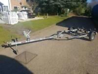 Hallmark Indespension Roller Coaster Boat Trailer 750kg