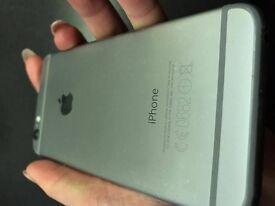 unlocked Apple iPhone 6 space grey (64gb)