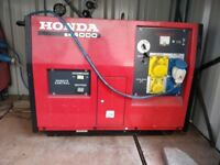 Honda EX4000 Petrol Generator