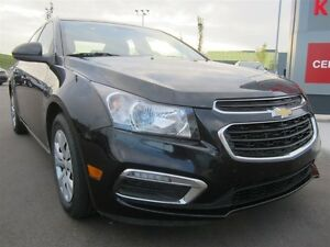 2015 Chevrolet Cruze LT Turbo! Power options, great on gas!
