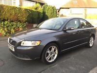 Volvo S40 2.0d (HIGH SPEC) LEATHER+SUNROOF