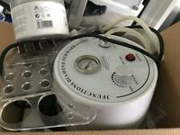 Beauty items inc microdermabrasion machine
