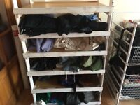 Bedroom furniture and storage for sale/ free