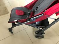Chico Lightweight Travel System, (Pushchair) in as new condition