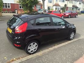 Ford Fiesta - Very Low Mileage - isofix present at the back. great condition.