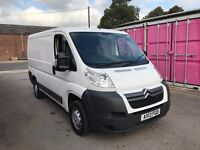 CITROEN RELAY SWB 2013REG, ONE OWNER FROM NEW, SERVICE HISTORY , NO VAT FOR SALE