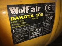 Wolf air compressor