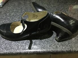 Doc Martin Leather Shoes Size 8