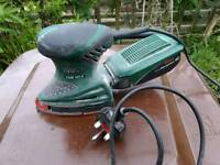 SOLD Bosch palm sander PSM 160A SOLD