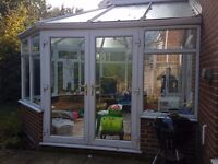 UPVC Conservatory for a good home, very good condition