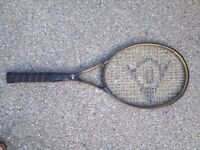 Dunlop Revelation Gold Pro Tennis Racket -- £100+ new, still in good shape