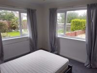 Light Airy Furnished Double Room, Illogan, Redruth