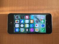 iPhone 5S Unlocked 16GB space grey