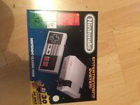 Nintendo nes classic mini brand new boxed sealed inc 30 games