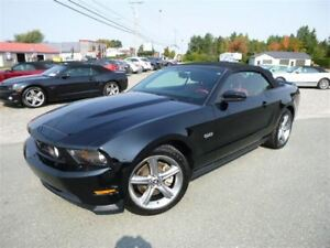 2011 Ford Mustang GT, 5.0, MANUEL, CONVERTIBLE