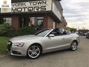 2013 Audi A5  PREMIUM LEATHER NO ACCIDENTS 1OWNER