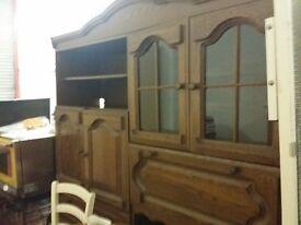 Wall Cabinet ,Drinks , TV ,etc..