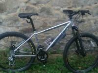 CARERRA VULCAN FRONT SUSPENSION MOUNTAIN BIKE, £130