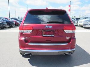 2014 Jeep Grand Cherokee Summit! 4x4! IV Hitch! London Ontario image 6