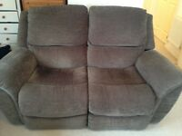 Official lazy boy two seater recliner sofa