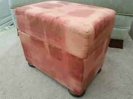 Storage Foot stool / ottoman