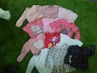 Bundle 18-24 baby girl clothes