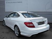 Mercedes-Benz C Class C250 CDI AMG SPORT EDITION PREMIUM (white) 2014-09-30