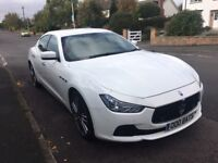 Maserati GHIBLI -Stunning with full service history, 1 previous owner -cheapest in the country