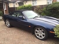Convertible auto sports R Reg but with a 2005 engine, replaced under warranty.